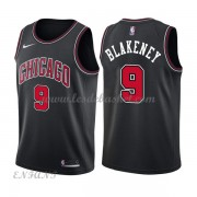 Maillot Basket Enfant Chicago Bulls 2018 Antonio Blakeney 9# Statement Edition..