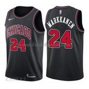 Maillot Basket Enfant Chicago Bulls 2018 Lauri Markkanen 24# Statement Edition..