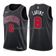 Maillot Basket Enfant Chicago Bulls 2018 Zach Lavine 8# Statement Edition..