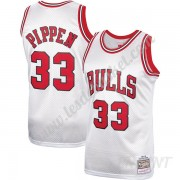 Maillot De Basket Enfant Chicago Bulls Scottie Pippen 33# Platinum Hardwood Classics Swingman..