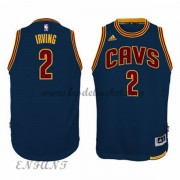 Maillot Basket Enfant Cleveland Cavaliers 2015-16 Kyrie Irving 2# Navy Alternate