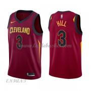 Maillot Basket Enfant Cleveland Cavaliers 2018 George Hill 3# Icon Edition..