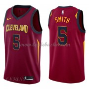 Maillot Basket Enfant Cleveland Cavaliers 2018 J.R. Smith 5# Icon Edition..