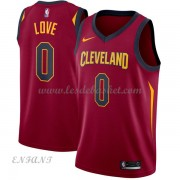 Maillot Basket Enfant Cleveland Cavaliers 2018 Kevin Love 0# Icon Edition..