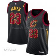 Maillot Basket Enfant Cleveland Cavaliers 2018 LeBron James 23# Statement Edition..