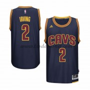 Maillot NBA Cleveland Cavaliers 2015-16 Kyrie Irving 2# Navy Alternate..