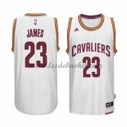 Maillot Basket NBA Cleveland Cavaliers 2015-16 LeBron James 23# Home..