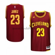 Maillot NBA Cleveland Cavaliers 2015-16 LeBron James 23# Road