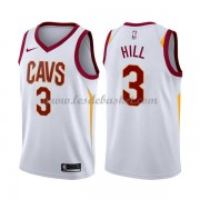Maillot NBA Cleveland Cavaliers 2018 George Hill 3# Association Edition..