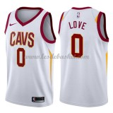 Maillot NBA Cleveland Cavaliers 2018 Kevin Love 0# Association Edition