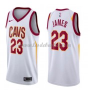 Maillot NBA Cleveland Cavaliers 2018 LeBron James 23# Association Edition..