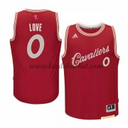 Maillot NBA Pas Cher Cleveland Cavaliers Homme 2015 Kevin Love 0# Noël Basket..