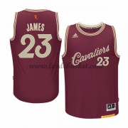 Maillot Basket NBA Cleveland Cavaliers Homme 2015 LeBron James 23# Maillot Noël..
