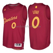 Maillot NBA Pas Cher Cleveland Cavaliers 2016 Kevin Love 0# Noël Basket..
