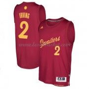 Maillot NBA Pas Cher Cleveland Cavaliers 2016 Kyrie Irving 2# Noël Basket..