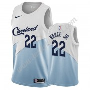 Maillot NBA Cleveland Cavaliers 2019-20 Larry Nance Jr. 22# Blanc Earned Edition Swingman..