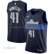 Maillot Basket Enfant Dallas Mavericks 2018 Dirk Nowitzki 41# Statement Edition..