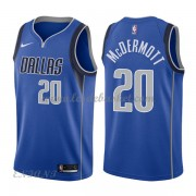 Maillot Basket Enfant Dallas Mavericks 2018 Doug McDermott 20# Icon Edition..