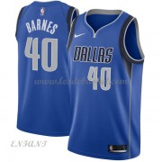 Maillot Basket Enfant Dallas Mavericks 2018 Harrison Barnes 40# Icon Edition..