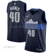 Maillot Basket Enfant Dallas Mavericks 2018 Harrison Barnes 40# Statement Edition..