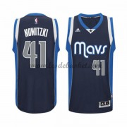 Maillot NBA Dallas Mavericks 2015-16 Dirk Nowitzki 41# Alternate..