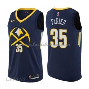 Maillot Basket Enfant Denver Nuggets 2018 Kenneth Faried 35# City Edition..