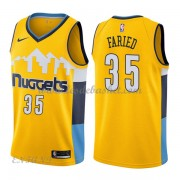 Maillot Basket Enfant Denver Nuggets 2018 Kenneth Faried 35# Statement Edition..