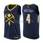 Maillot Basket Enfant Denver Nuggets 2018 Paul Millsap 4# City Edition..