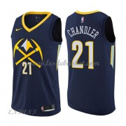 Maillot Basket Enfant Denver Nuggets 2018 Wilson Chandler 21# City Edition..