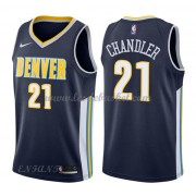 Maillot Basket Enfant Denver Nuggets 2018 Wilson Chandler 21# Icon Edition..