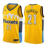 Maillot Basket Enfant Denver Nuggets 2018 Wilson Chandler 21# Statement Edition..