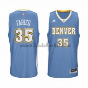 Maillot NBA Denver Nuggets 2015-16 Kenneth Faried 35# Road..