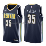 Maillot NBA Denver Nuggets 2018 Kenneth Faried 35# Icon Edition..