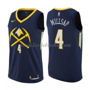 Maillot NBA Denver Nuggets 2018 Paul Millsap 4# City Edition..