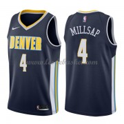 Maillot NBA Denver Nuggets 2018 Paul Millsap 4# Icon Edition..