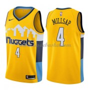 Maillot NBA Denver Nuggets 2018 Paul Millsap 4# Statement Edition..