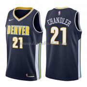 Maillot NBA Denver Nuggets 2018 Wilson Chandler 21# Icon Edition..