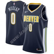 Maillot NBA Denver Nuggets 2019-20 Emmanuel Mudiay 0# Icon Edition Swingman..