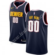 Maillot NBA Denver Nuggets 2019-20 Bleu Marine Icon Edition Swingman..