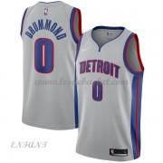 Maillot Basket Enfant Detroit Pistons 2018 Andre Drummond 0# Statement Edition..