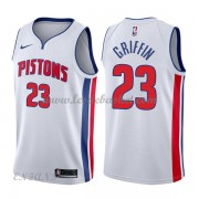 Maillot Basket Enfant Detroit Pistons 2018 Blake Griffin 23# Association Edition..