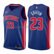 Maillot Basket Enfant Detroit Pistons 2018 Blake Griffin 23# Icon Edition..