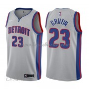Maillot Basket Enfant Detroit Pistons 2018 Blake Griffin 23# Statement Edition..