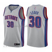 Maillot Basket Enfant Detroit Pistons 2018 Jon Leuer 30# Statement Edition..