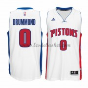 Maillot NBA Detroit Pistons 2015-16 Andre Drummond 0# Home..