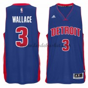 Maillot NBA Detroit Pistons 2015-16 Ben Wallace 3# Road..