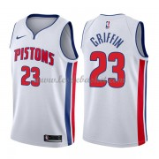 Maillot NBA Detroit Pistons 2018 Blake Griffin 23# Association Edition..