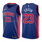 Maillot NBA Detroit Pistons 2018 Blake Griffin 23# Icon Edition..