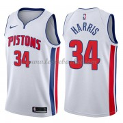Maillot NBA Detroit Pistons 2018 Tobias Harris 34# Association Edition..