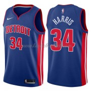 Maillot NBA Detroit Pistons 2018 Tobias Harris 34# Icon Edition..